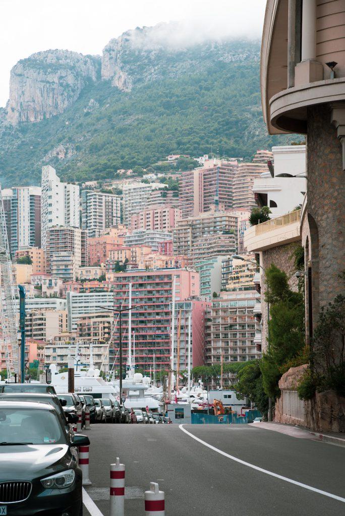 Monte Carlo road