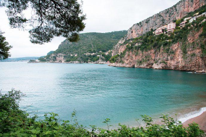 beach south of France