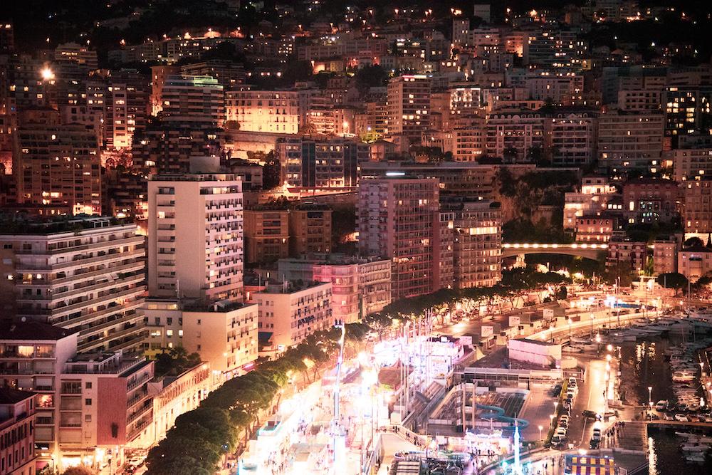 monte carlo night time