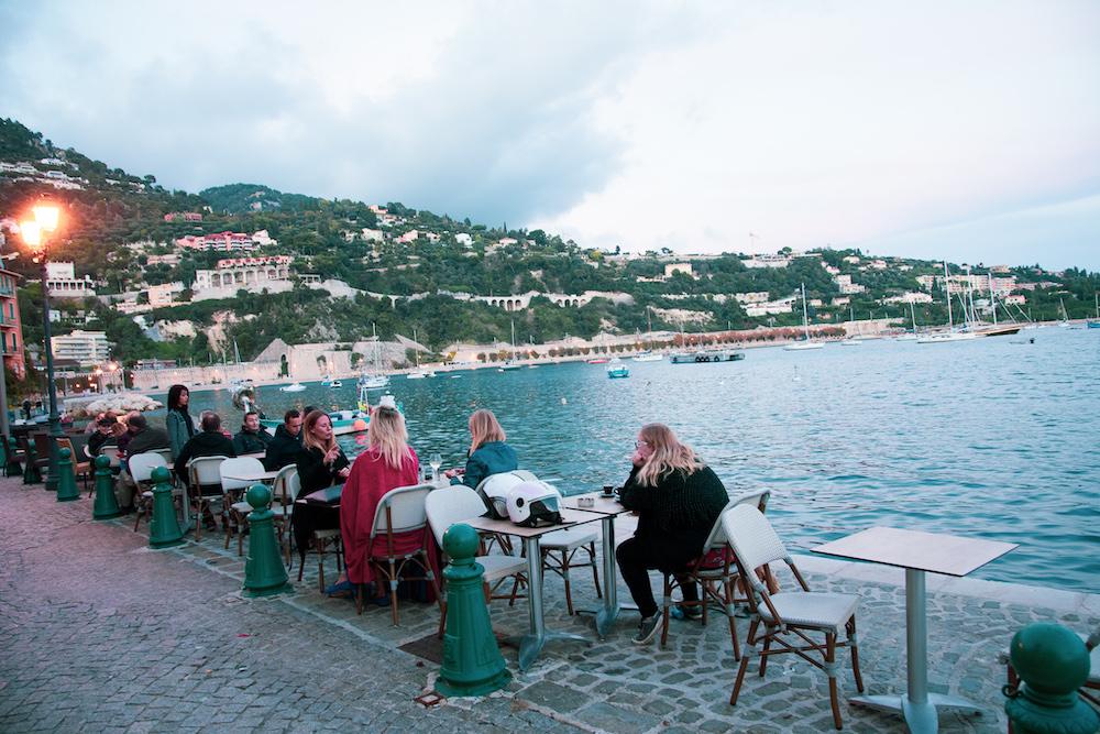 village port
