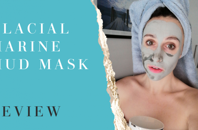 Glacial Marine Mud Mask you tube video