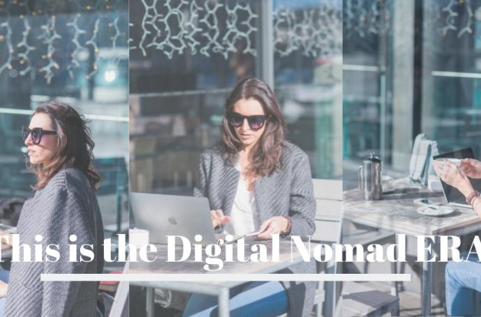 The Digital Nomad Era